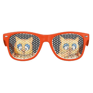 Margie Owl party shade sunglasses