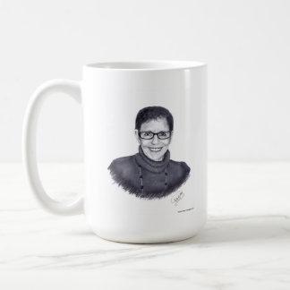 Margie's Coffee Cup Basic White Mug