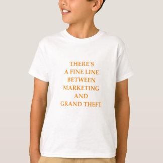 marketing t shirt