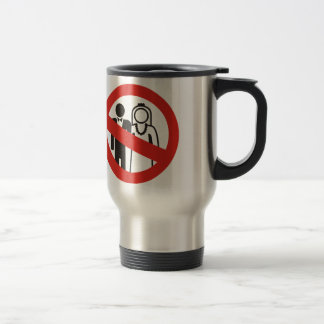 Marriage Game Over Stainless Steel Travel Mug