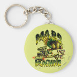 MARVIN THE MARTIAN™ Mars Machine Basic Round Button Key Ring
