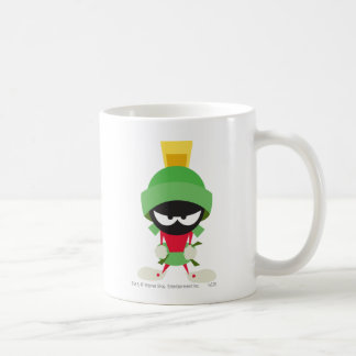 MARVIN THE MARTIAN™ Ready to Attack Basic White Mug