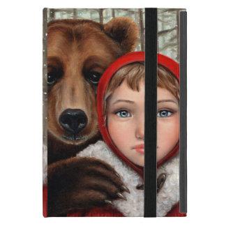 Masha and the Bear iPad Mini Covers
