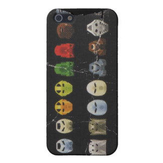 Masks iPhone 5/5S Cover