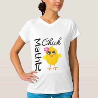 Math Chick T Shirts