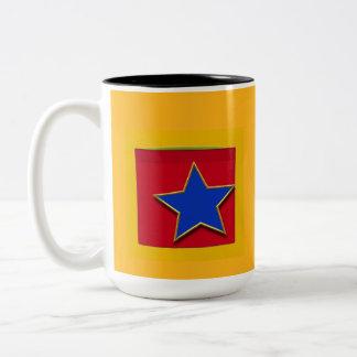 Mathematical Excellence Star Mug
