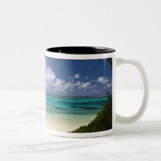 Mauritius, Eastern Mauritius, Belle Mare, East Two-Tone Mug