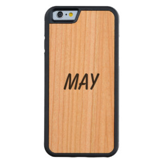 may cherry iPhone 6 bumper