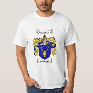 Mckenzie Family Crest - Mckenzie Coat of Arms T-shirts