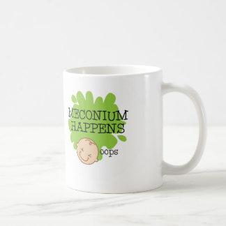 Meconium Happens Coffee Mug