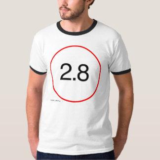 Mediarena red ring L ƒ2.8 T Shirt