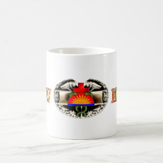 MEDIC 41st Infantry Brigade Combat Team Basic White Mug