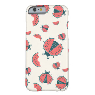 Melon Bugs Barely There iPhone 6 Case