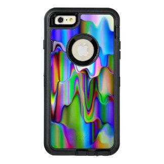 Melting Raibow Ice Cream OtterBox iPhone 6/6s Plus Case