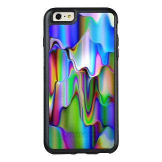 Melting Rainbow Ice-Cream OtterBox iPhone 6/6s Plus Case