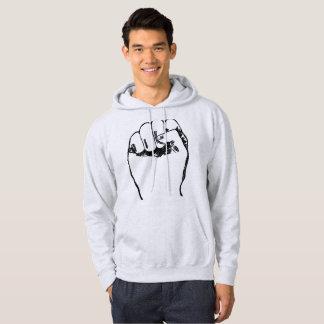 Men's Basic Hooded Sweatshirt by Luner