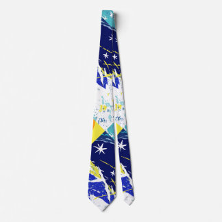 "Mens Tie ""Norweigan Ice"""