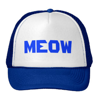 Meow hat