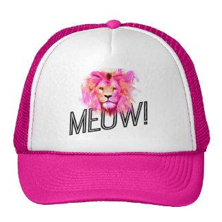 MEOW Lion Cap