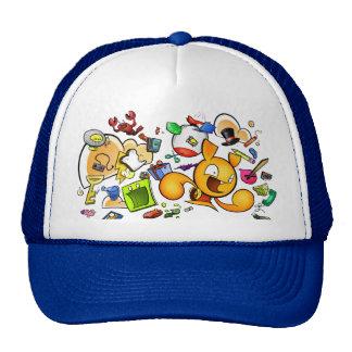 Mesh Brain Helmet Cap