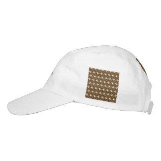 metal Weave golden (I) Hat