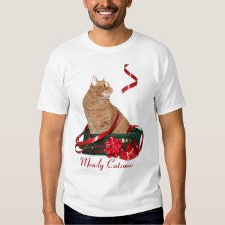 Mewly Catsmas Tee Shirt
