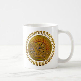 Mexican Sunbird Basic White Mug