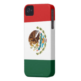 Mexico Flag iPhone 4 Case-Mate Case