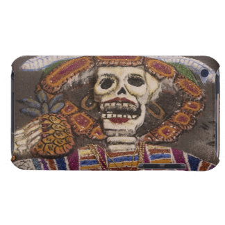 Mexico, Oaxaca. Sand tapestry (tapete de arena) iPod Touch Case