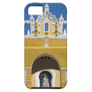 Mexico, Yucatan, Izamal. The Franciscan Convent iPhone 5 Case