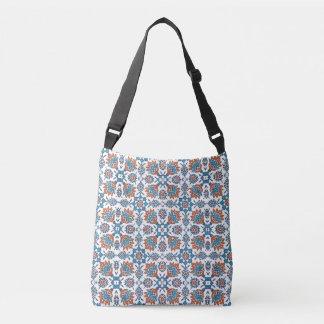 Middle Eastern Mosiac Tile Pattern Tote Bag