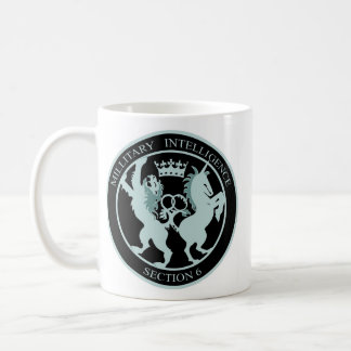 Military Intelligence section 6 Basic White Mug