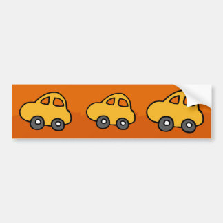 Mini Mini Car Bumper Sticker