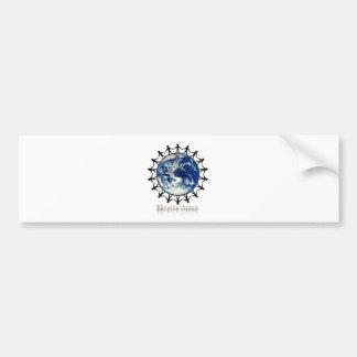 Minions United World Branded Range Bumper Sticker