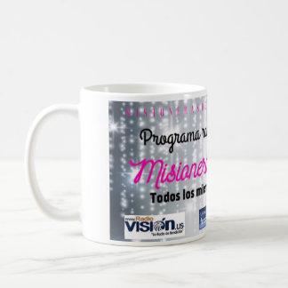 Misioneras Del Rey Basic White Mug