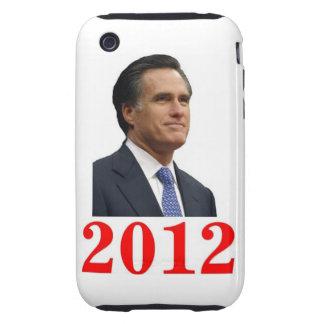 Mitt Romney 2012 iPhone 3G, 3GS Skin Tough iPhone 3 Case