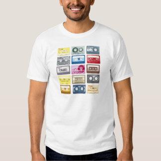 Mixtapes Graphic Tee Shirts