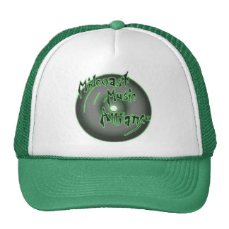 MMA Hat green