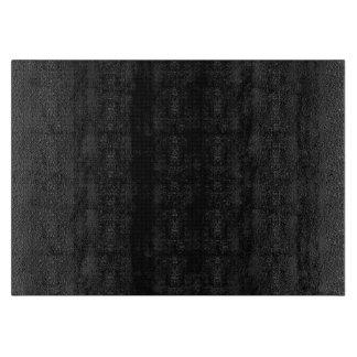 Modern Black Texture Cutting Boards