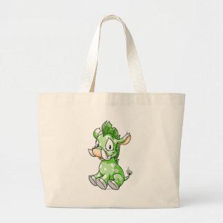 Moehog Speckled Jumbo Tote Bag