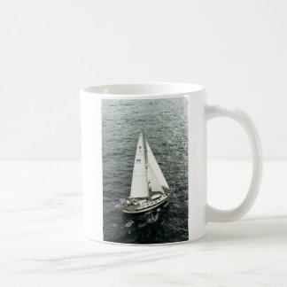 Moira Under Sail Basic White Mug