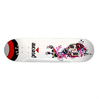 monad droid skate board decks