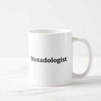 Monadologist Basic White Mug