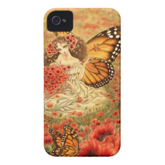 Monarch Butterfly Fairy BlackBerry Bold Case