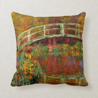 Monet - The Japanese Bridge Cushions