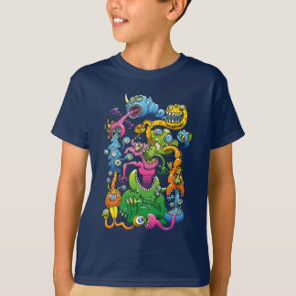 Monstrously Messy T Shirt