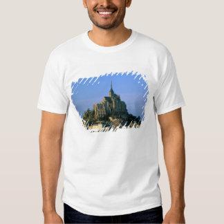 Mont St Michel, Manche, Normandy, France T-shirts