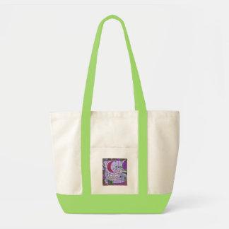Moon Joy Impulse Tote Bag