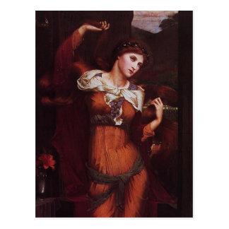 Morgana le Fay (Morgan Pendragon) Postcard
