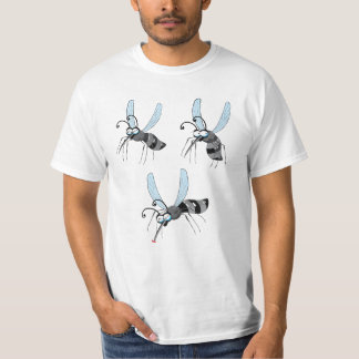mosquito gnat midge tshirts